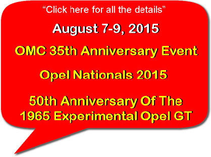 OMC Events